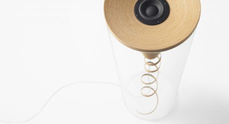 The Bunaco by Nendo is the Speaker We Want to Unwind To