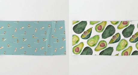 Society6 Gets You Ready for the Dog Days of Summer