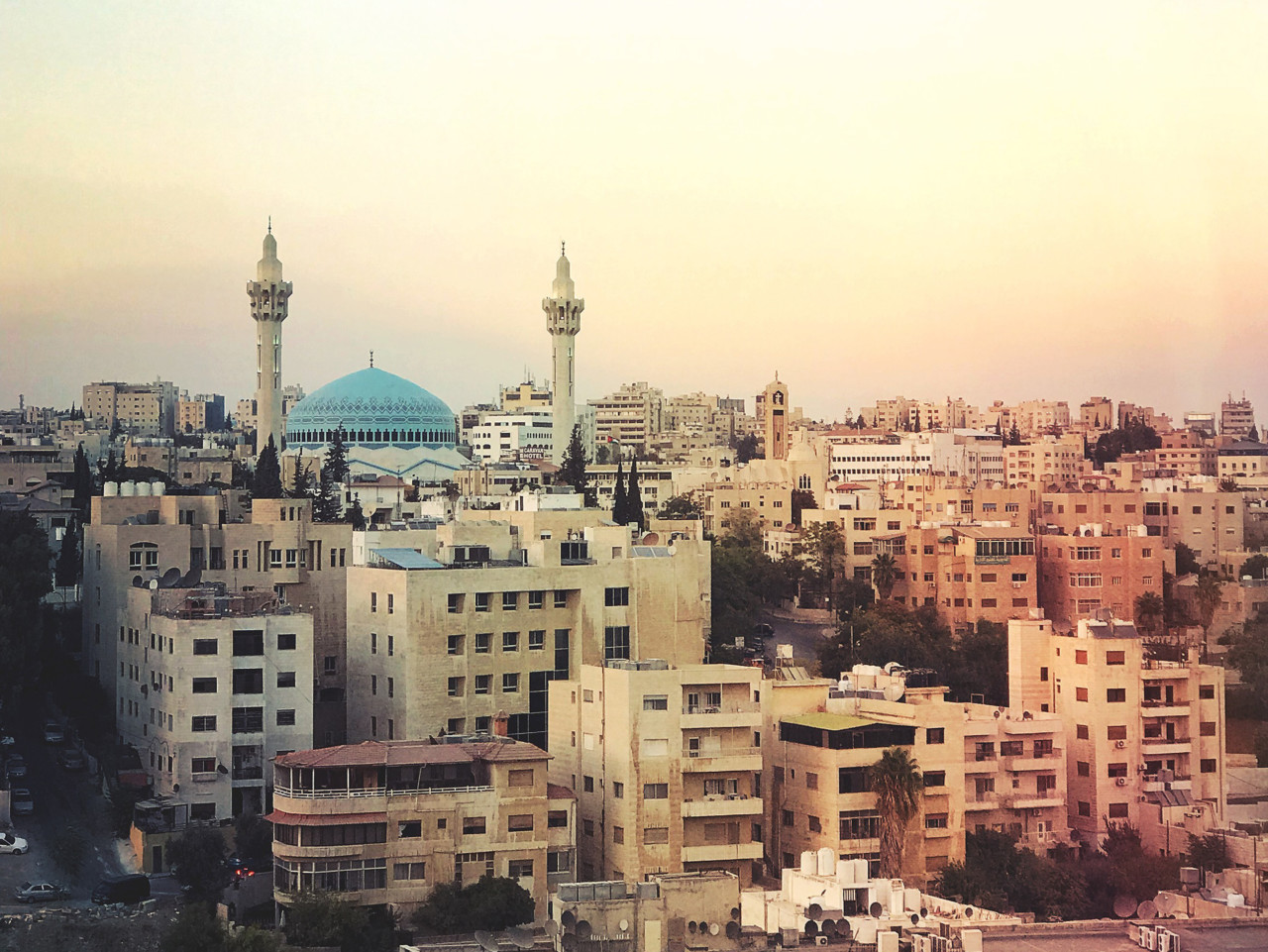 Design Milk Travels to… Amman
