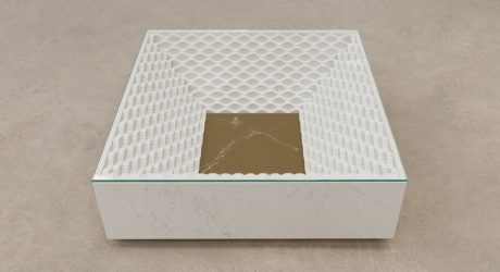 How Coffey Architects Designed the Stepwell Table with COMPAC's Engineered Quartz