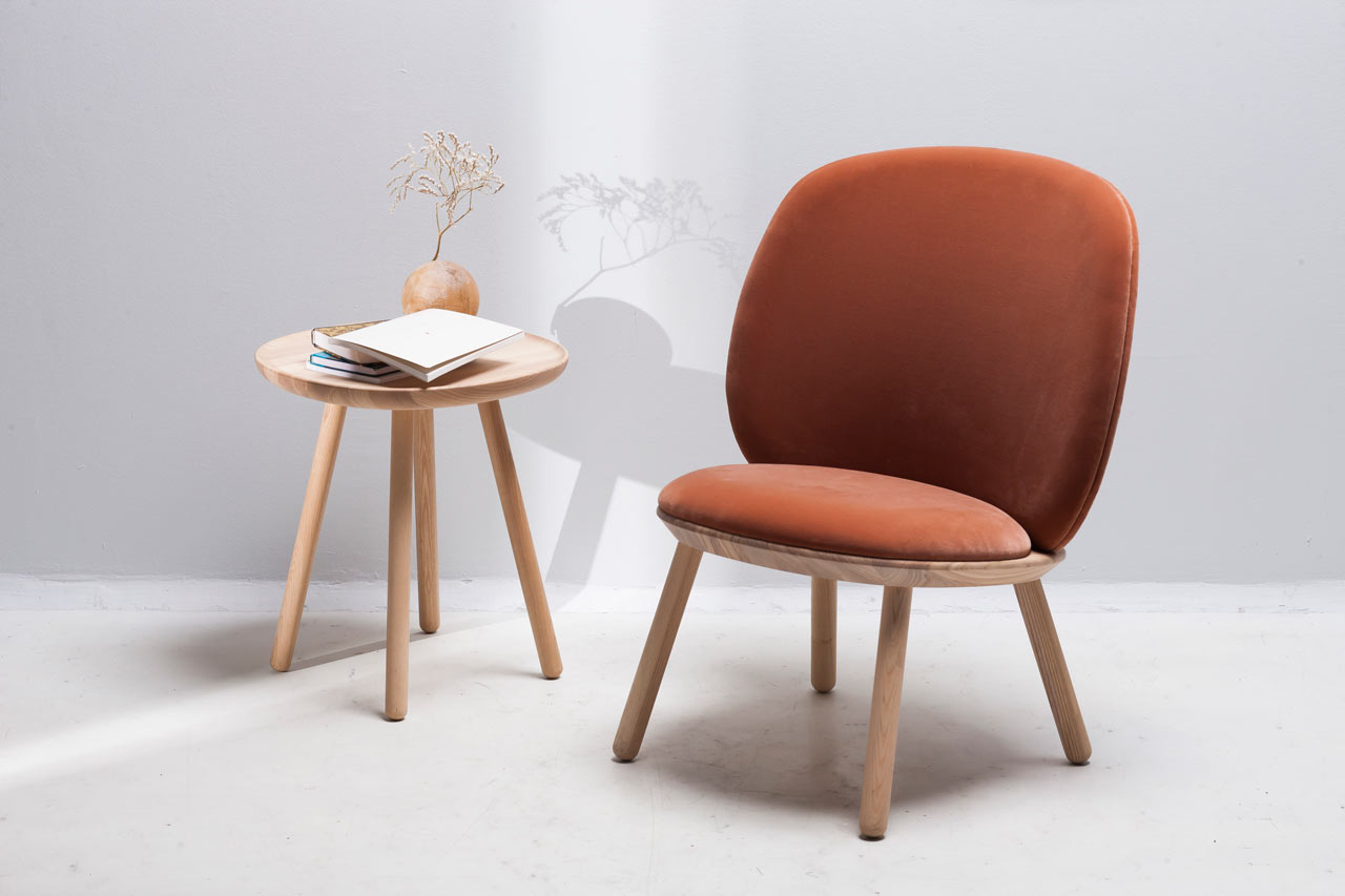 Miraculous The Naive Low Chair Comes Flat Packed And Screws Together Gmtry Best Dining Table And Chair Ideas Images Gmtryco