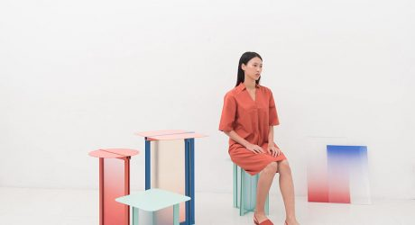 Femme Atelier's Framemust Reimagines the Door Frame into Furniture