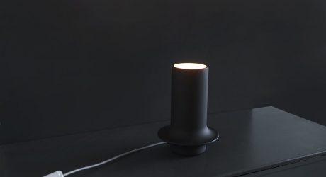 Orbit Is a 3D Printed Table Light by Quirino for Gantri