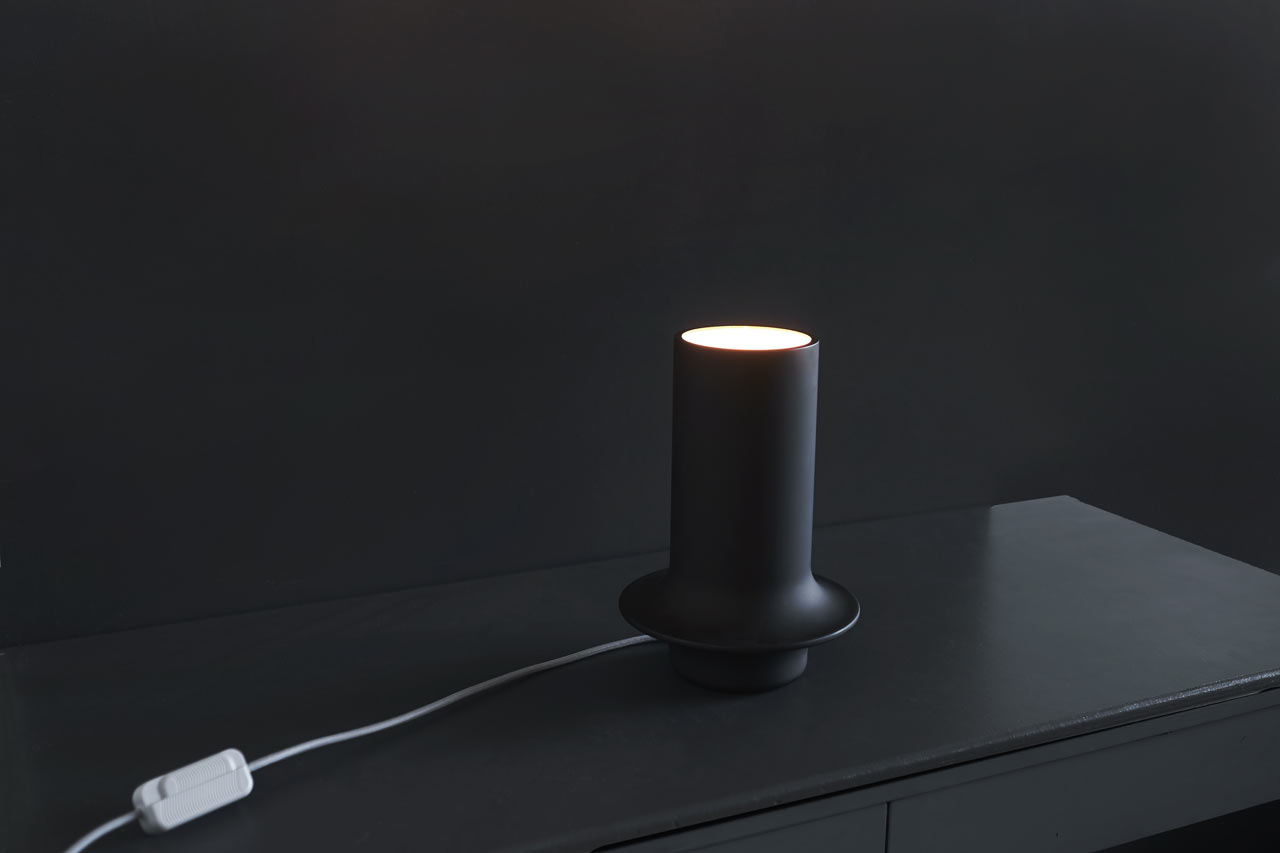 Orbit Is a 3D Printed Table Light by Quirino for Gantri
