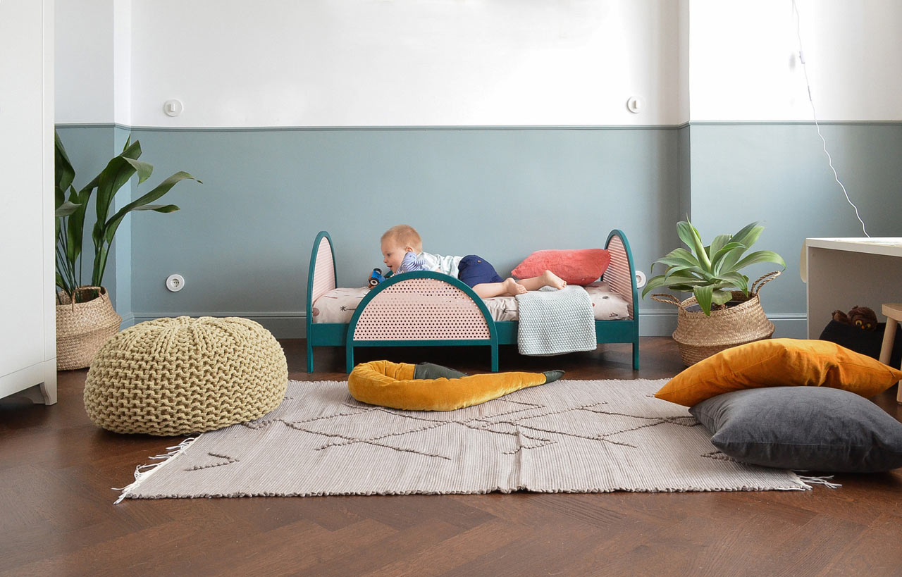 A Children's Bed Your Kid Will Actually Want to Sleep In