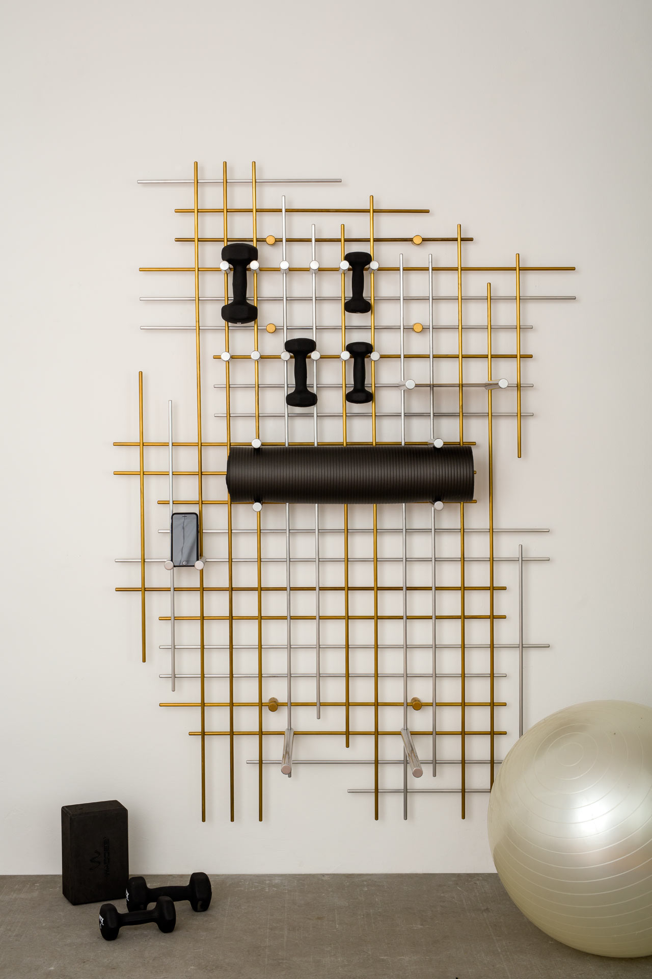 How to build your own home gym in easy steps trico