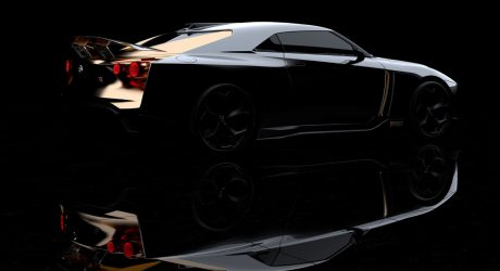 A Gilded Beast: Nissan GT-R50 by Italdesign