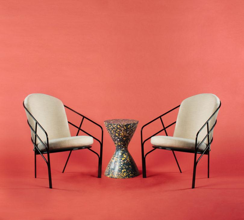 LAUN Debuts Contemporary Outdoor Furniture Made In Los
