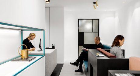Maayan Zusman Designs a Modern Medical Office That Won't Make You Cringe