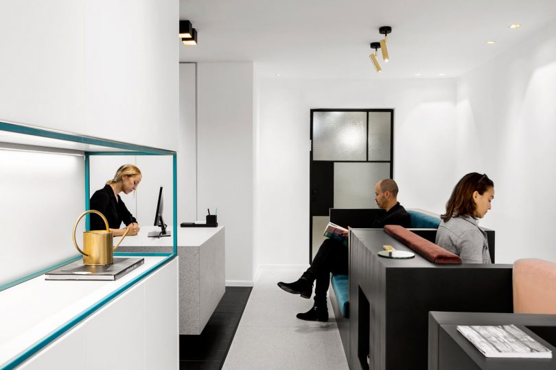 Maayan Zusman Designs a Modern Medical Office That Won?t Make You Cringe