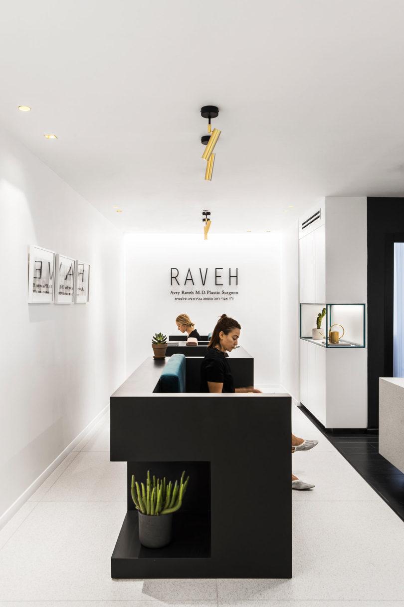 maayan zusman designs a modern medical office that won t make you rh design milk com