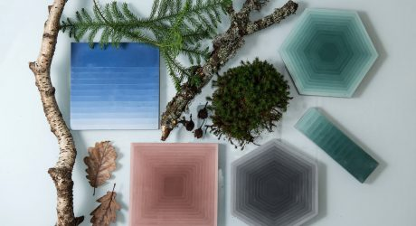 Monica Förster Design Studio Collaborates with Marrakech Design on Two Tile Collections