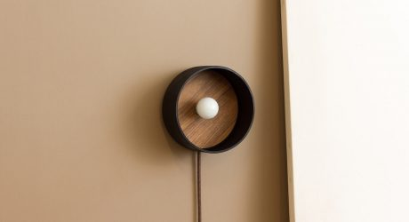 Humanhome Launches a New Plug-in Light Called the ODIS Sconce