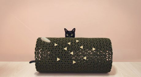 Peek A Boo Modern Cat Furniture You Can Enjoy, Too