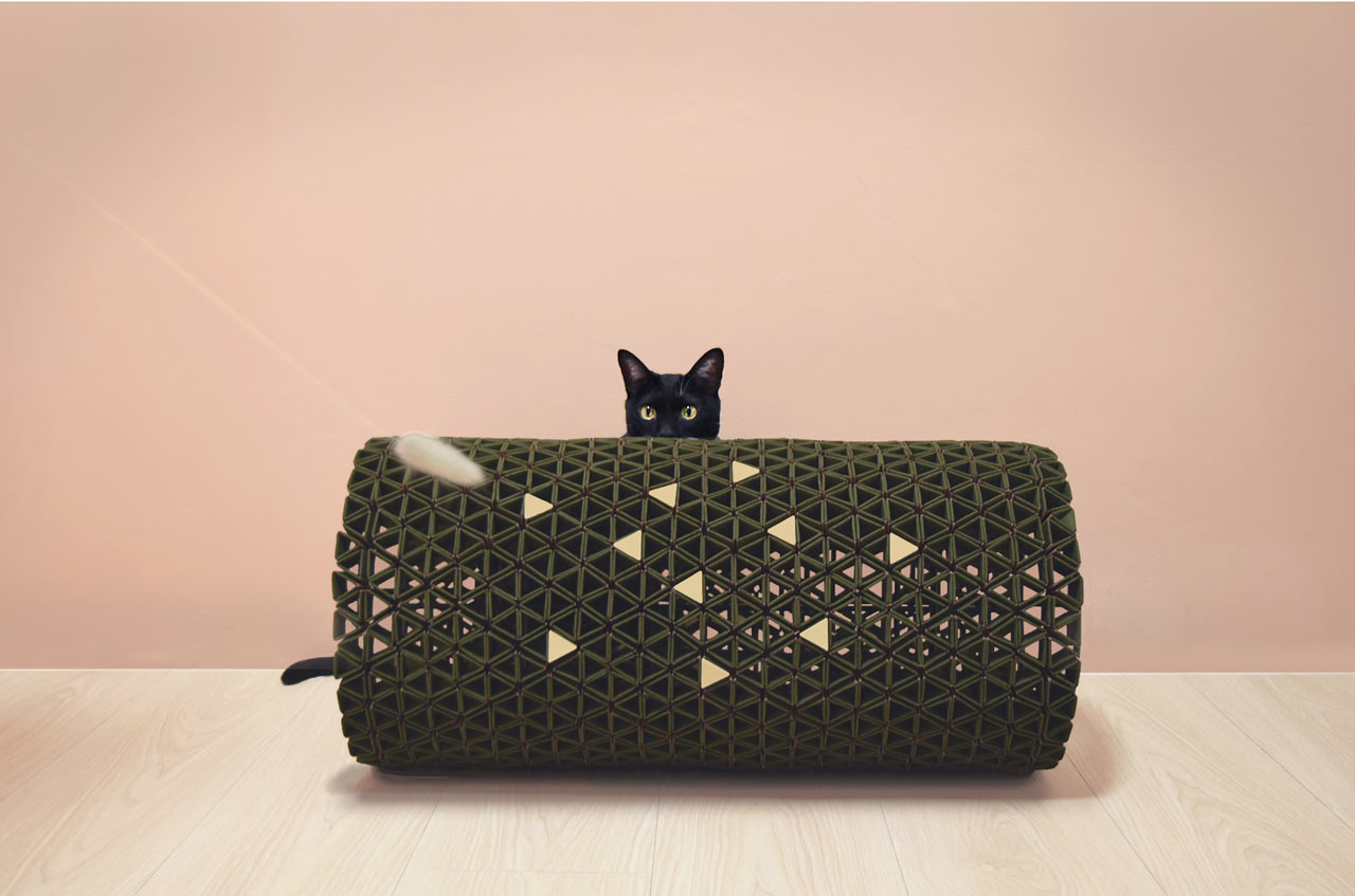 Peek A Boo Modern Cat Furniture You Can Enjoy, ...