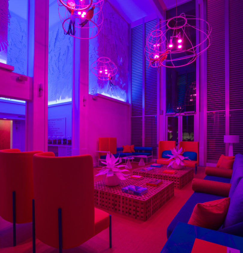 Hawaiian Hospitality Gets A Neon Makeover At The New