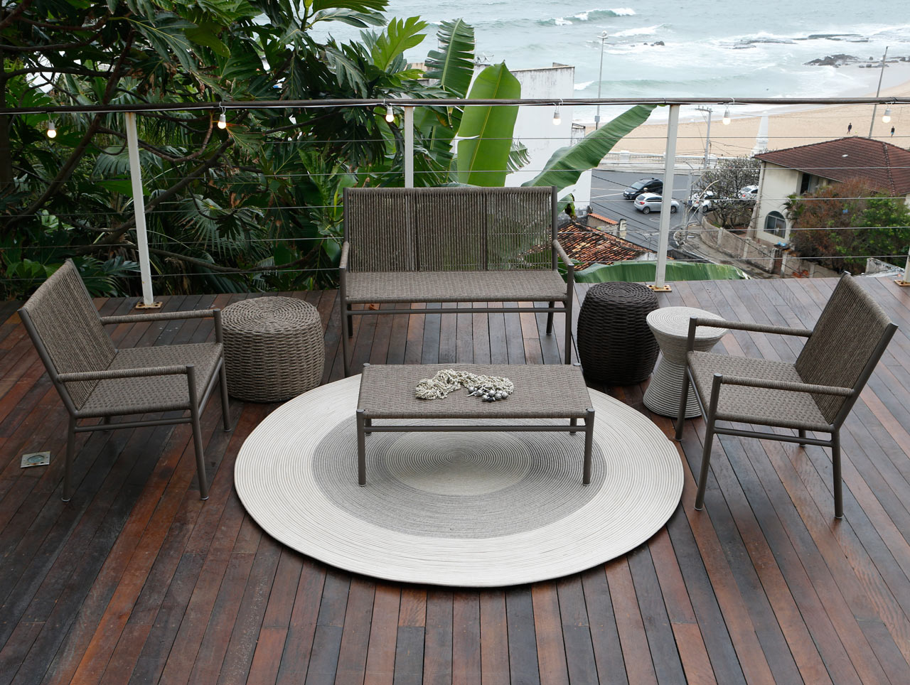 Tidelli's Rug Simulator Allows You to Create Your Own Custom Outdoor Rug