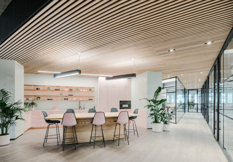 Yves Behar and Amir Mortazavi Launch 2nd CANOPY Shared Workspace Location