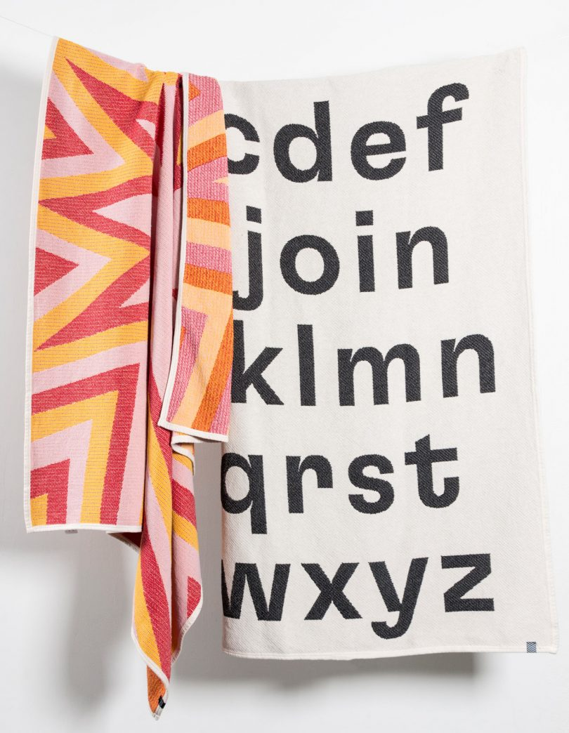 ZigZagZurich Launches Artist-Designed Cotton Blankets Collection 2018