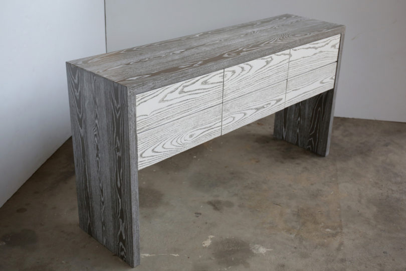 Aronson Woodworks Creates Unique Furniture That Highlights The