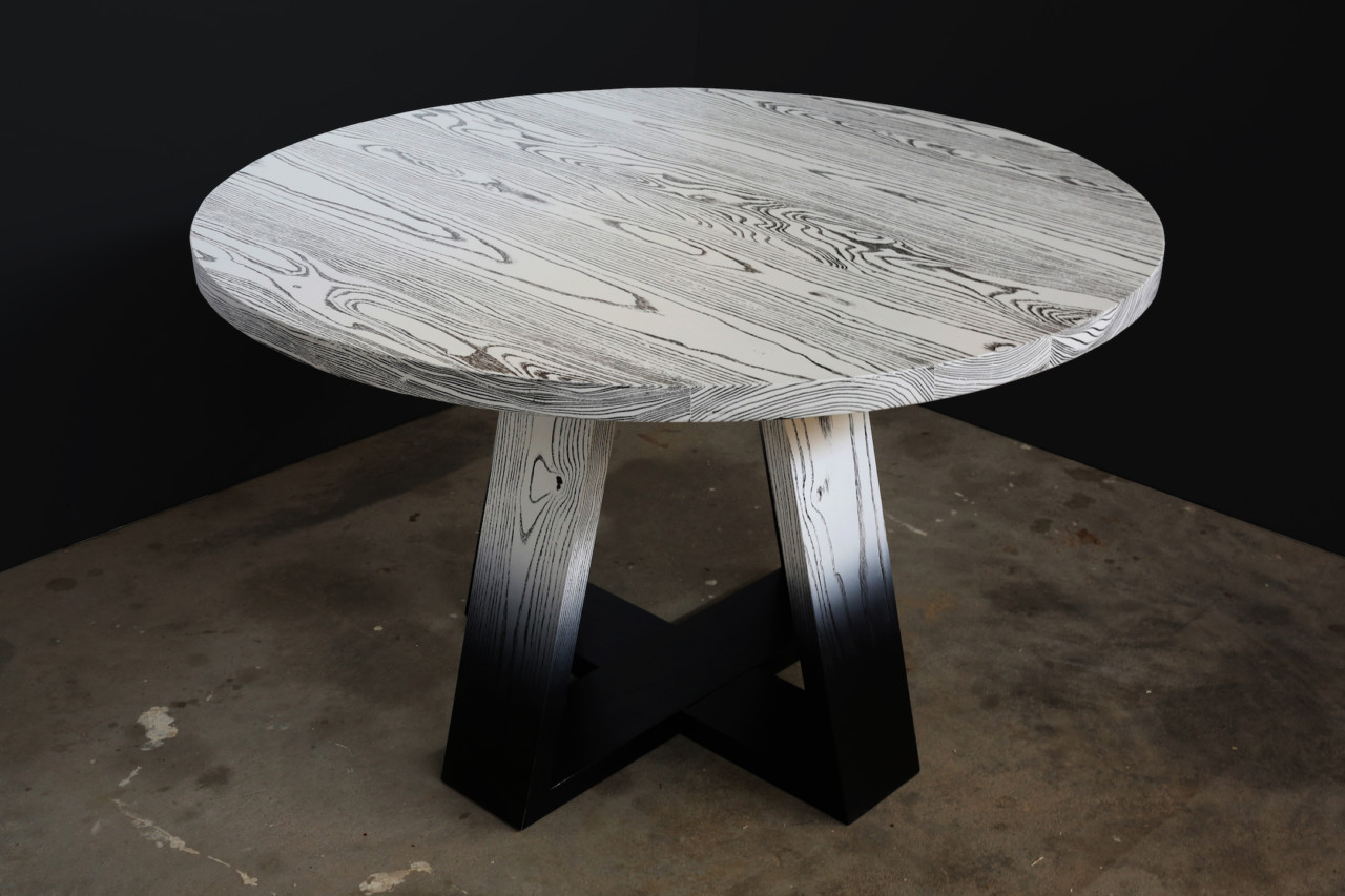 Aronson Woodworks Creates Unique Furniture That Highlights The Beauty Of  Wood Grain Patterns ...