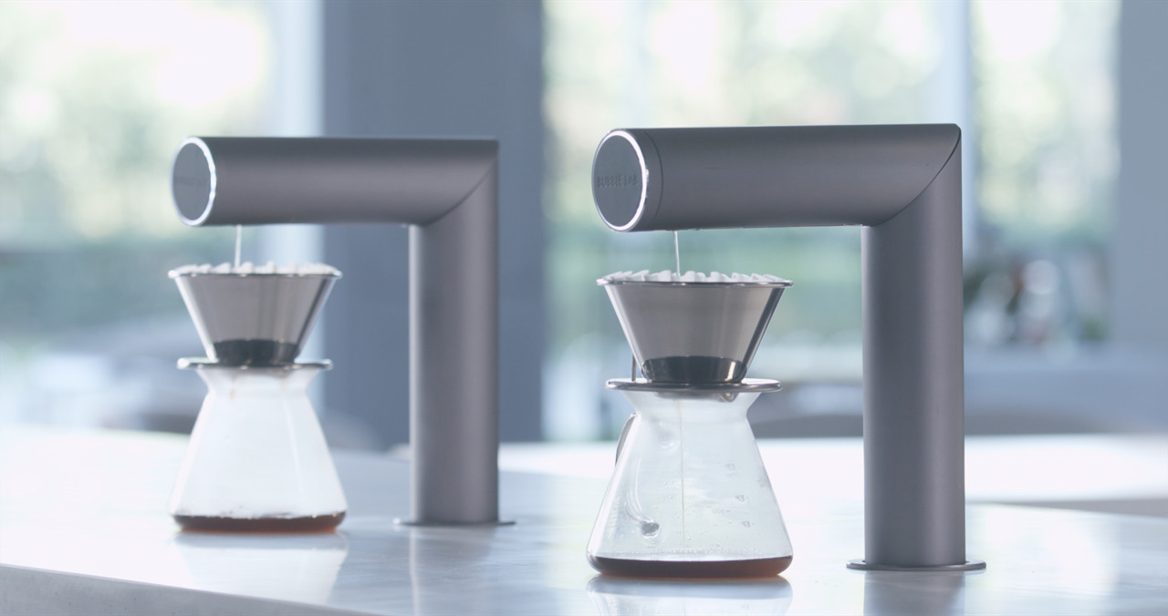 Drip Offers a Perfect Pour-Over by Way of Robotics