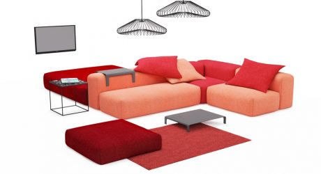 Hannabi's Box Hyperactive System Helps You Build Your Perfect Sofa or Bed
