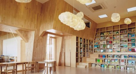 This Modern Montessori Kindergarten Will Make You Want To Head Back To  School
