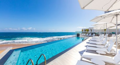 The Serafina Beach Hotel Celebrates the Sand and Surf Culture of San Juan, Puerto Rico