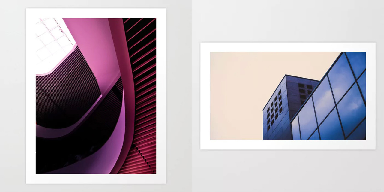 Fresh from the Dairy: Architecture in Color