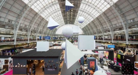 100% Design Returns to Olympia, London with All New Programs + Features