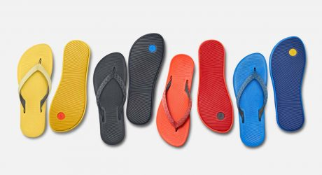 Allbirds Launches Colorful Flip Flops Made from Sugar