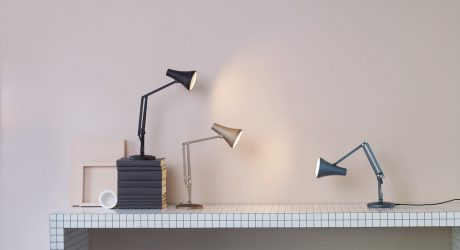 Anglepoise Goes Tiny with the 90 Mini Mini Desk Lamp