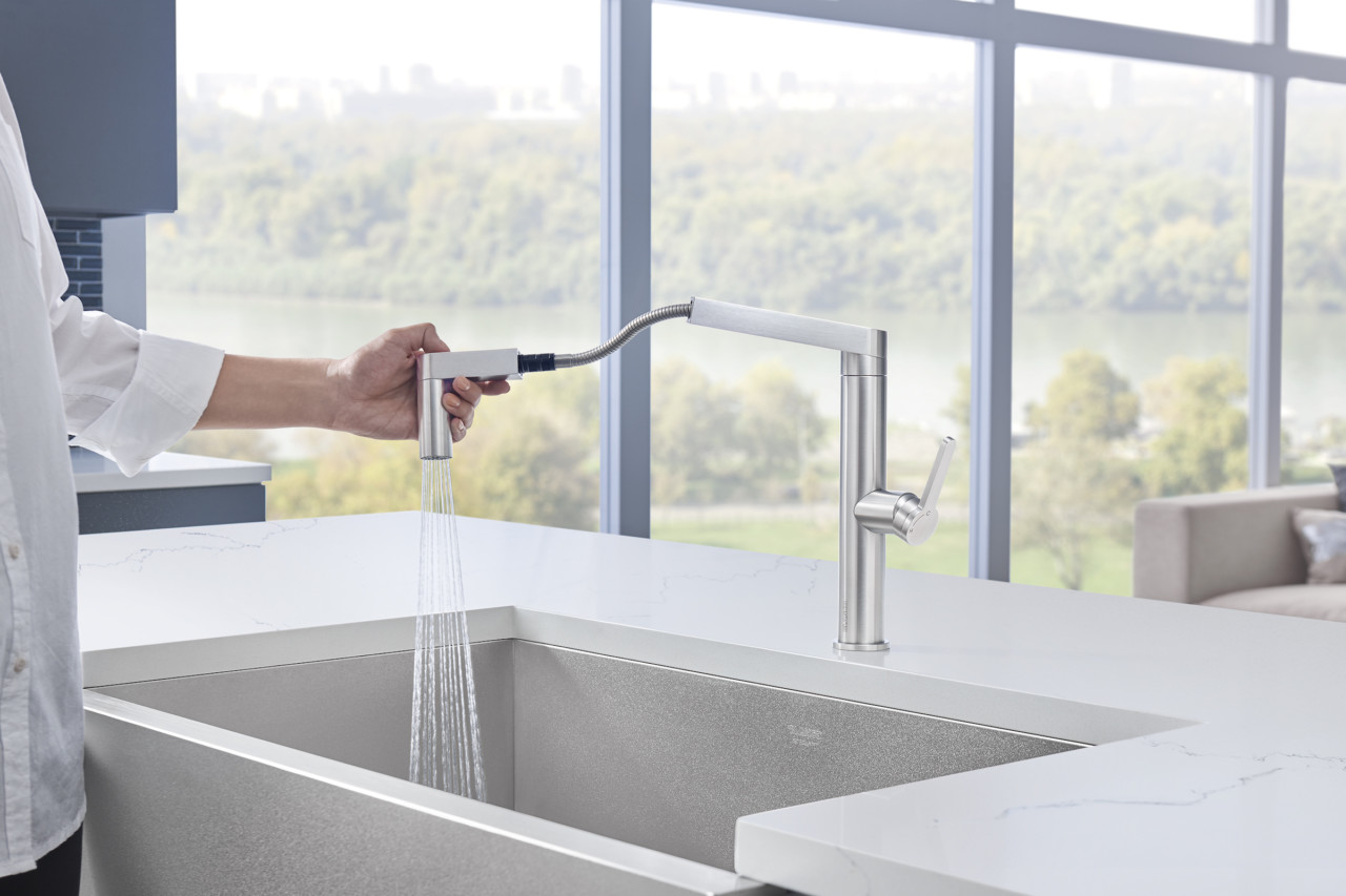 BLANCO's PANERA Faucet Was Made to Address Your Kitchen Woes