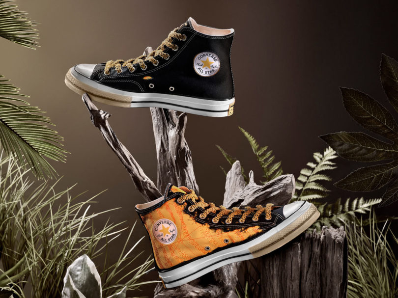 converse x dr  woo  u0026 39 wear to reveal u0026 39  highlights the beauty in breakdown