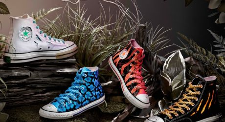 Converse x Dr. Woo 'Wear to Reveal' Highlights the Beauty in Breakdown