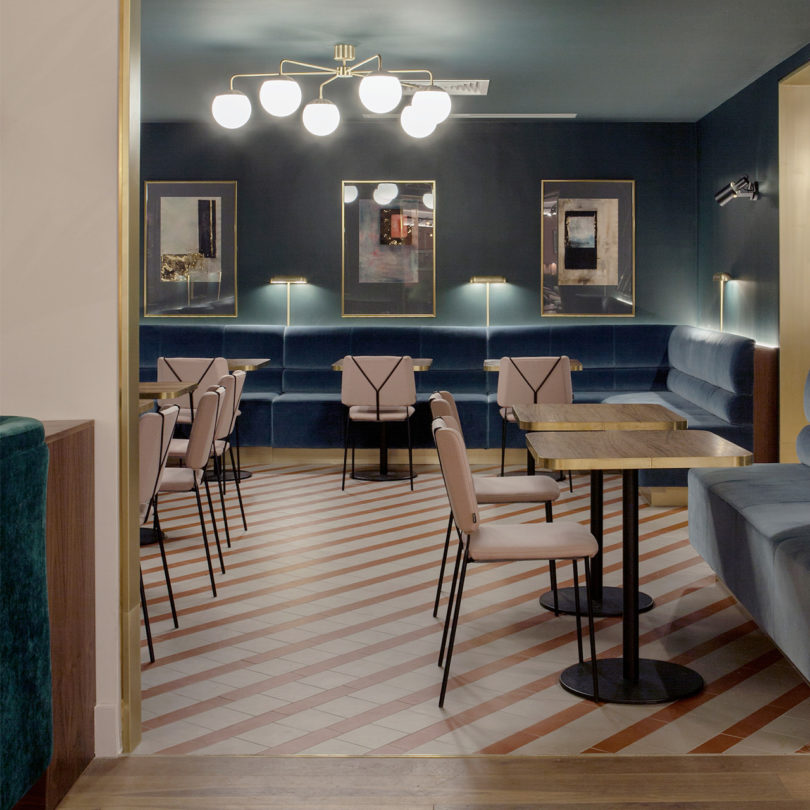 21Spaces Works with Local Craftspeople to Breathe New Life into The Alex in Dublin