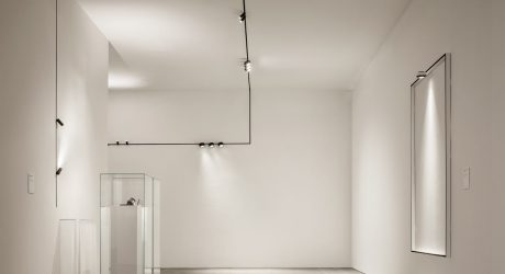 FLOS Architectural Redefines Track Lighting