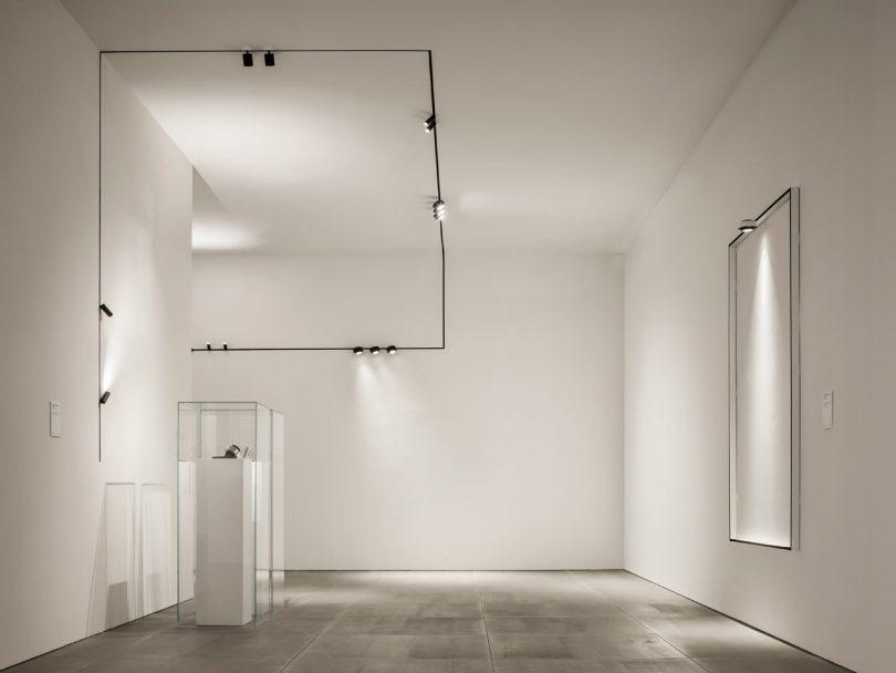 FLOS Architectural Redefines Track Lighting