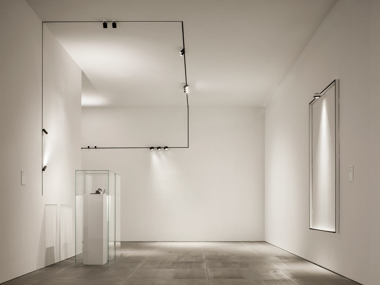 track lighting ceiling. flos architectural redefines track lighting