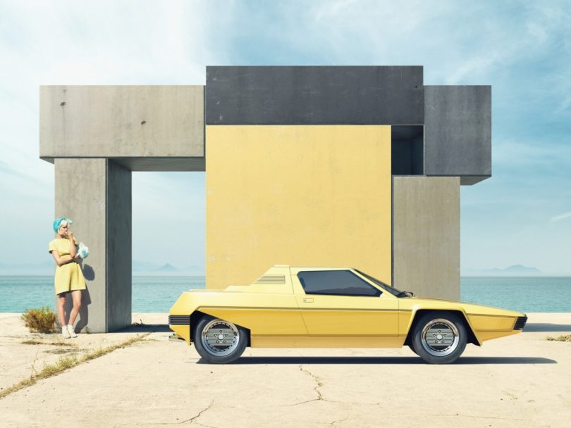 Clemens Ascher's 'Of Rainbows and Other Monuments'