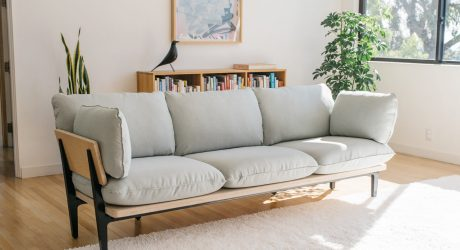Floyd Is Back with the Modular Floyd Sofa