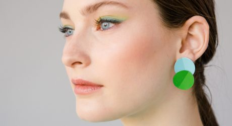 KONZUK Designs Bloom: A Botanical-Inspired Collection of Colorful Jewelry