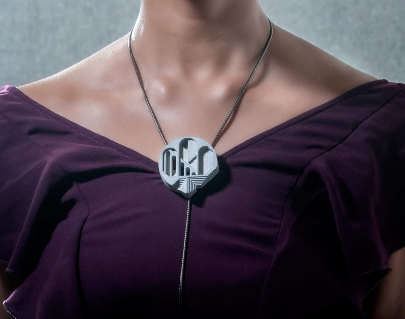 """New Adorn Milk Jewelry: From Enamel Pins to Handcrafted Hoops and Concrete """"Chimeras"""""""