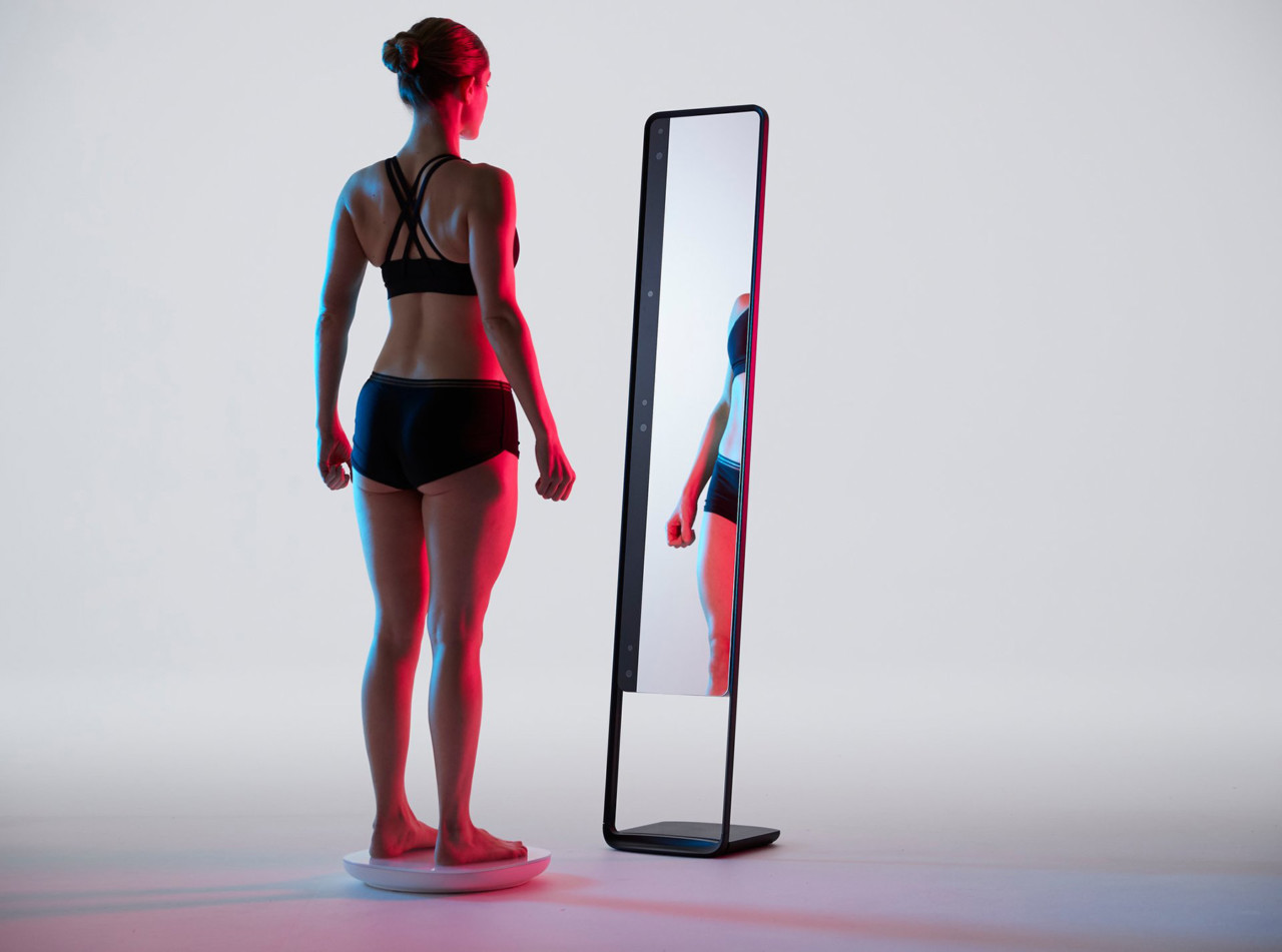 Naked Labs 3D Body Scanner Is the Most Honest Mirror Ever Made