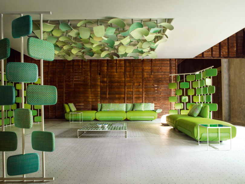 The Oasi Outdoor Seating System by Francesco Rota for Paola Lenti ...