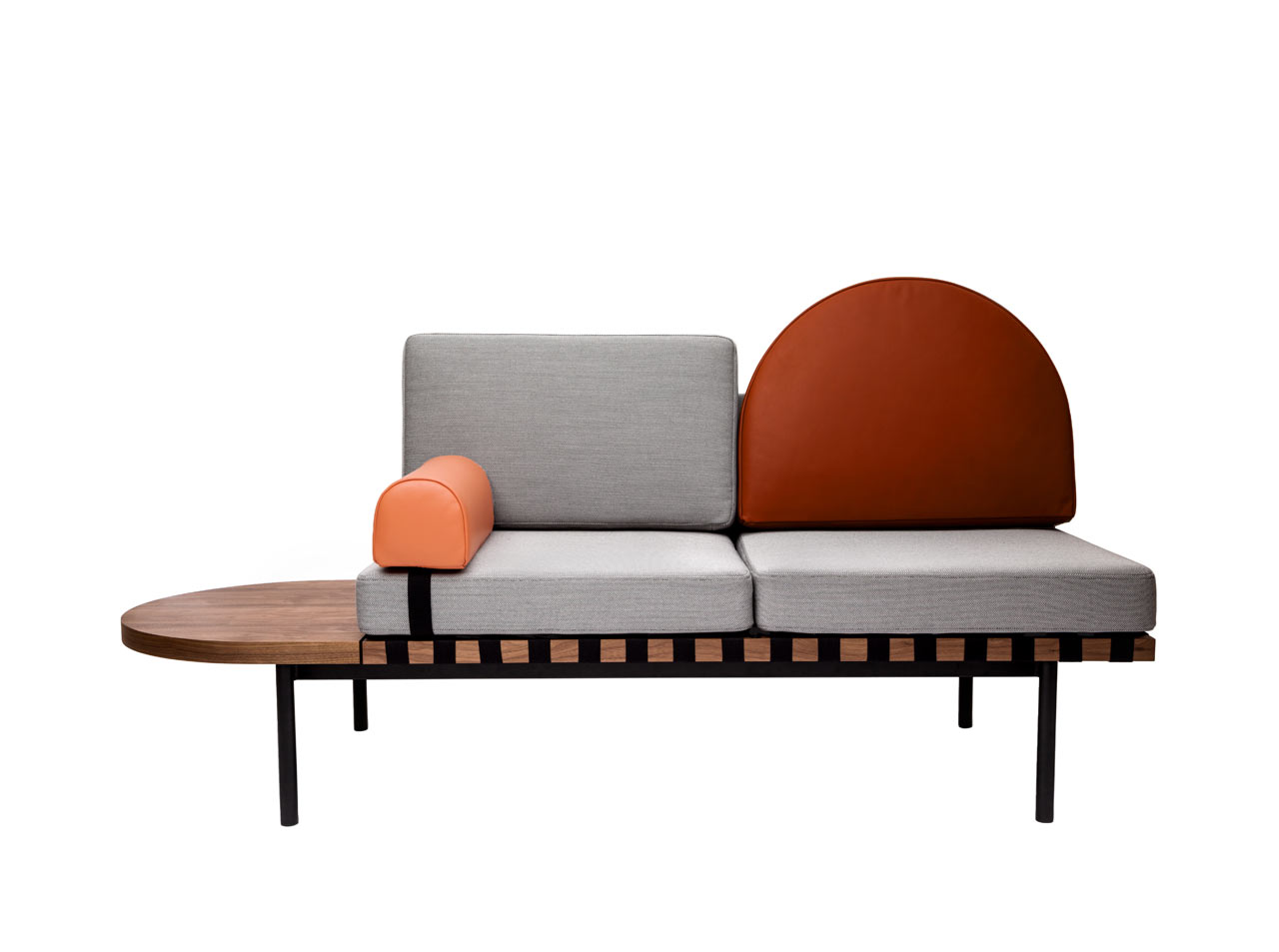Modular, Bauhaus-Inspired Seating by POOL for Petite Friture