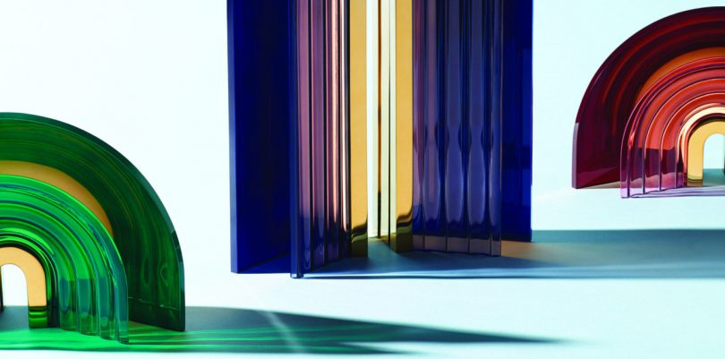 Preciosa Chromo Lamp Lifts Spirits with Chromotherapy