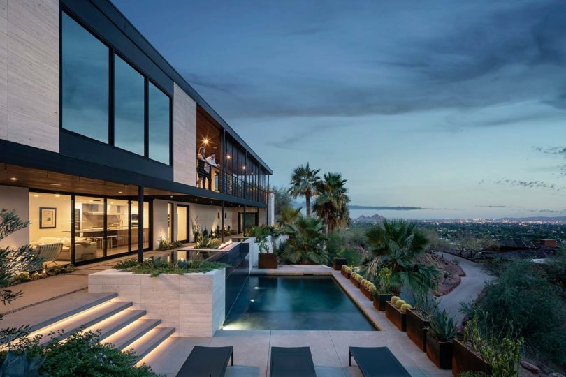 A Dated Spanish Colonial Becomes a Jaw-Dropping Mountain House