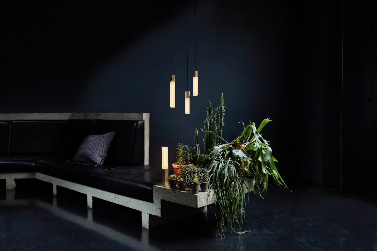 Basalt: A Modular Lighting System by Tala Inspired by Rock Formations in Ireland